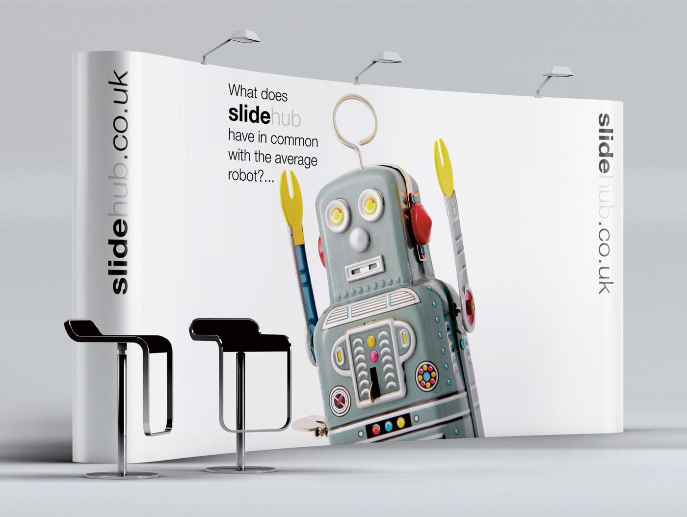Exhibition Literature & Stand